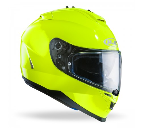 HJC prilba IS-17 Fluo Green