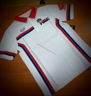 HONDA FOX/HRC polokošeľa Slim Fit 2015