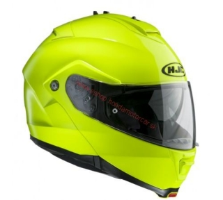 HJC prilba IS-MAX II Fluo Green