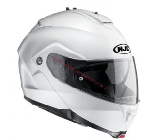 HJC prilba IS-MAX II Pearl White