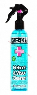 MUC-OFF čistič Helmet & Visor Cleaner 250ml