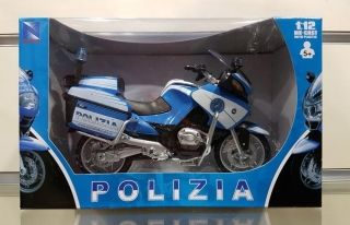 Model motocykla BMW R1200 RT-P Polizia 1:12