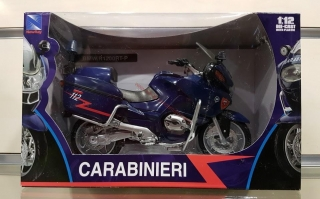 Model motocykla BMW R1200 RT-P Carabinieri 1:12