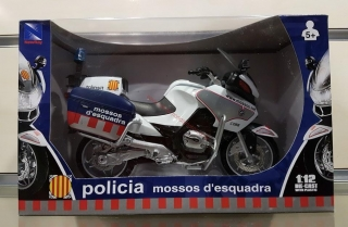 Model motocykla BMW R1200 RT-P Span.Polizei 1:12