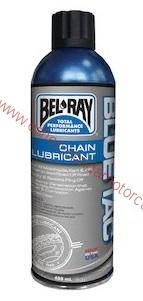 BEL-RAY Chain lubricant BLUE TAC CHAIN LUBRICANT 400ml