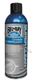 BEL-RAY SUPERCLEAN CHAIN LUBRICANT 400ml